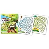 QuackDuck Malbuch Hide & Seek In the Maze - Seek in the maze - Wege aus dem Labyrinth
