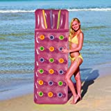 1 x Solarmatratze Solar Luftmatratze Wasserliege Matratze Badespaß Strandmatt...