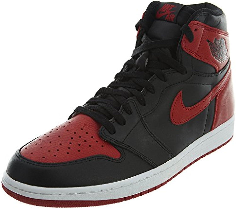 Nike Air Jordan 1 Retro High OG, Zapatillas de Baloncesto para Hombre  -