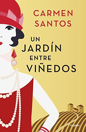 Un jardín entre viñedos por Carmen Santos