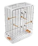 Vision Cage L12 pour les Oiseaux 75x38x92 cm