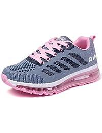 smarten Scarpe da Ginnastica Donna Uomo Sportive Sneakers Running Air Scarpe per Outdoor Fitness Corsa Walking