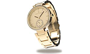 Timothy Stone COLLECTION ELLE STAINLESS - Orologio da polso donna, colore Oro
