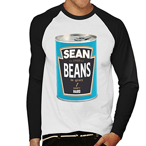 sean-beans-in-gravy-1-variety-hard-mens-baseball-long-sleeved-t-shirt