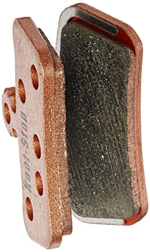 Kool Stop Disk Brake Pads Sintermetall X0 Trail, Elixir 7/9, SRAM Guide R/RS/RSC Bremsbeläge, braun, One Size -