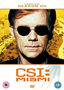 CSI: Miami - Complete Season 5 [DVD]