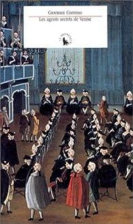 Les Agents secrets de Venise par Giovanni Comisso