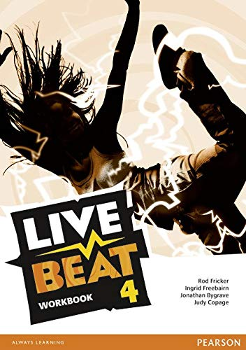 Live Beat 4 Workbook (Upbeat)