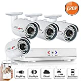 Swinway Home CCTV Camera System 4CH 720P AHD - Best Reviews Guide