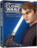 Star Wars: The Clone Wars - The Complete Season Three [DVD] [2011]