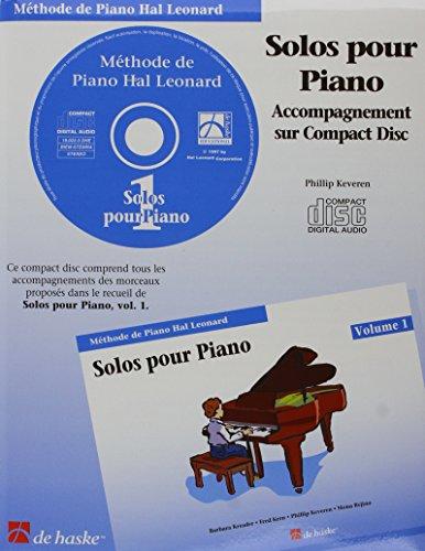 Solos pour Piano, Volume 1