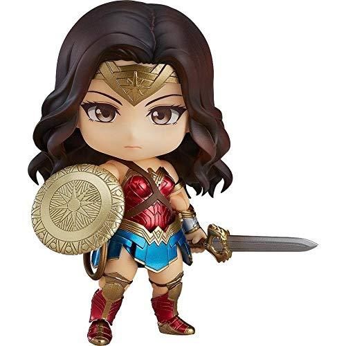 Kostüm Woman Wonder Latex - MA SOSER Wonder Woman Nendoroid Actionfigur