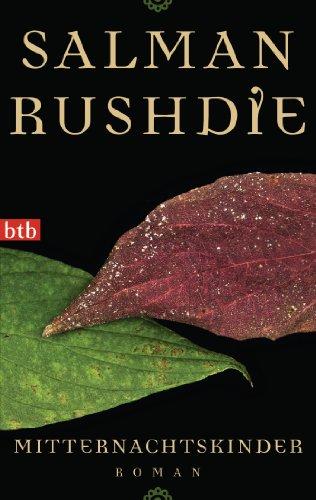 Buchseite und Rezensionen zu 'Mitternachtskinder: Roman' von Salman Rushdie