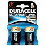 Duracell Ultra M3 C/Baby Alkaline batterie 2pcs