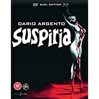 Suspiria 4K-Restored Limited Numbered Collectors Edition