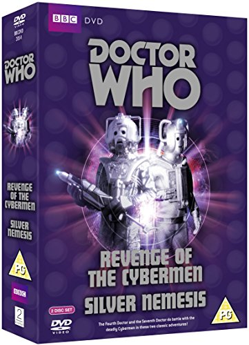 Doctor Who - Revenge of The Cybermen / Silver Nemesis [2 DVDs] [UK Import]