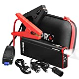 Car Jump Starter - 1000A 18000mAh Car Battery Booster Jump Starter for 12V