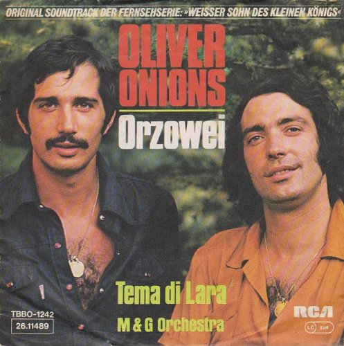Orzowei (1976) / Vinyl single [Vinyl-Single 7'']
