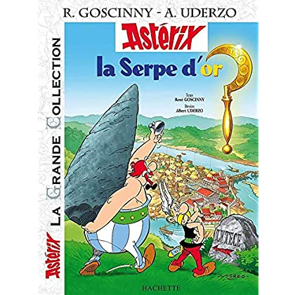 Astérix La Grande Collection -  La serpe d'or - n°2