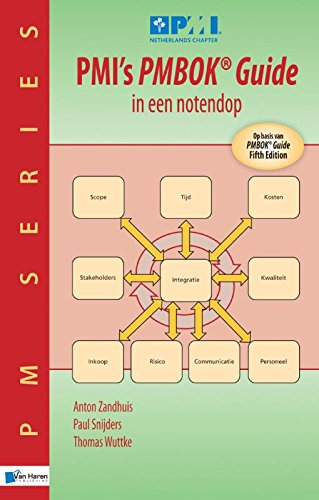 PMI's PMBOK guide in een notendop (Dutch Edition)