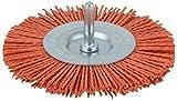 1 Nylondraht-Scheibenb. S=6mm ø100x8mm
