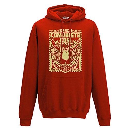 hooded-sweatshirt-movies-trash-years-80-comunista-cosi-red-kiarenzafd-streetwear-men-fire-red