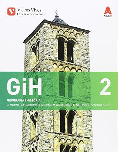 GIH 2 (GEOGRAFIA I HISTORIA) ESO AULA 3D par Abel Albet Mas