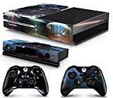 Gizmoz n Gadgetz Xbox One Darth Vader Console Skin Decal Sticker + 2 Xbox One Controller Skins & Kinect