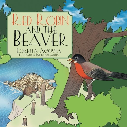 red-robin-and-the-beaver
