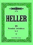 25 Estudios Melódicos, Op. 45: III