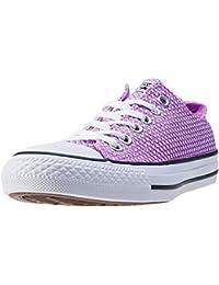 Amazon Converse Zapatos Morado Para Zapatillas es qr6rE