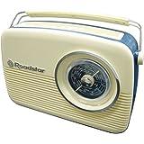 Roadstar TRA-1957 Radio portable Blanc