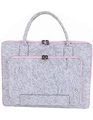JYSPORT Laptoptasche Filz Sleeve Hülle Notebook iPad Pro Tablet Case Laptop Ultrabook Carrying Bag Macbook Air Hülle