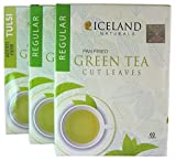 Best Tea For Weight Losses - Green Tea Loose Leaf with Tulsi Review