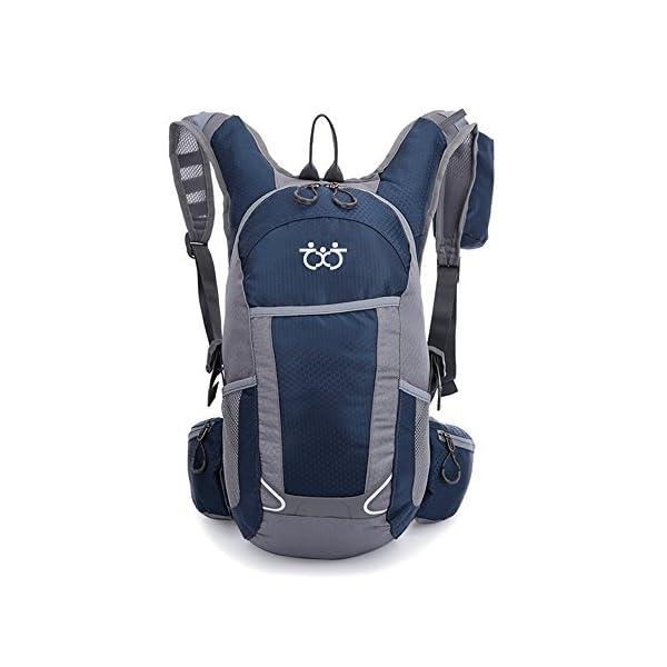 b585464435 ... Escursionismo Alpinismo Zaino di Campeggio Viaggi Hiking Trekking  Camping Multifunzione Backpack per Scuola. 🔍. Valigeria ...