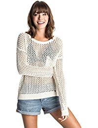 Roxy Turnabout J SWTR WCD0 - Punto deportivo para mujer, color blanco