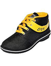 BUNNIES Boys Canvas Outdoor Multisport Training Shoes