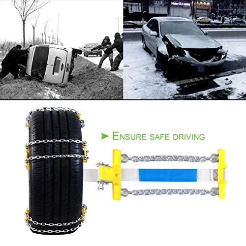 1-PZ-Durevole-Acciaio-al-manganese-Auto-Pneumatico-Catena-antiscivolo-Applicazione-facile-Pneumatico-Cintura-antiscivolo-Per-Snow-Road-Ice-Road-Sand-Road