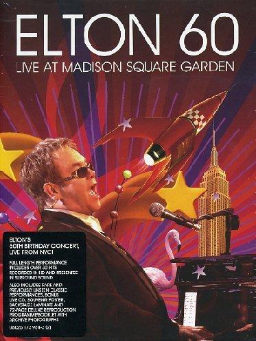 Sq Media (Elton John: Elton 60 - Live at Madison Square Garden (inkl. Audio-CD) [Collector's Edition])