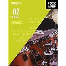 Trinity College London Rock & Pop 2018 Drums Grade 2