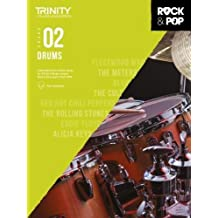 Trinity College London Rock & Pop 2018 Drums Grade 2 (Trinity Rock & Pop 2018)