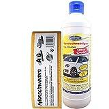 Cabrio-Verdeck Reiniger Cabrio-Verdeckreiniger Planenreiniger Konzentrat Ultra Clean 500ml - mit GRATIS Schwamm