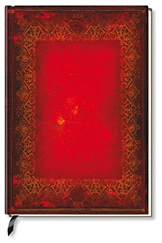 Notizbuch - liniert - Red Book (Trinken Red)