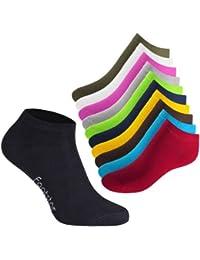 Lot de 10 paires de socquettes de sport SNEAK IT! - unisexe - qualité celodoro - différents coloris et tailles disponibles