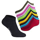 10 Paar original SNEAK IT! Sneaker Socken für Sie und