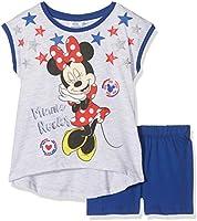 FABTASTICS Girl's Sophia Pyjama Set, Grey (Grey 001), 104 (Manufacturer Size: 4Y/104CM)