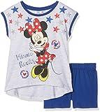 Disney Minnie Mouse Mädchen Schlafanzug 2tlg