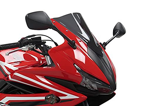 HONDA CBR500R 16-17/DARK TINT Airflow Screen