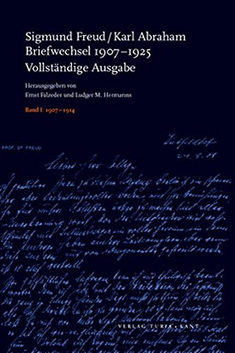 Briefwechsel 1907-1925: Vollständige Ausgabe