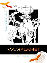 VamPlanet (Traeskavelon Thrice Book 2)